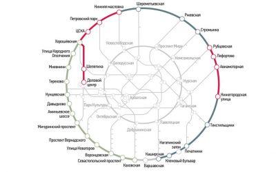 Первые станции Третьего пересадочного контура московского метро откроют уже в этом году