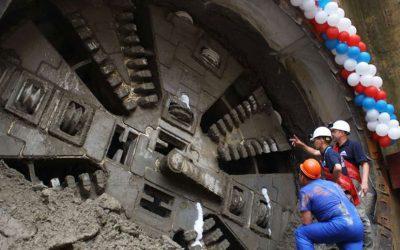 АО «ВО «Машиноимпорт» — Строим вместе с Москвой