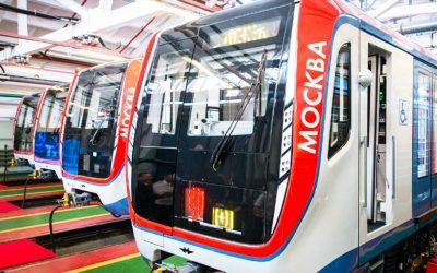 АО «ВО «Машиноимпорт»: «Новые дома» для вагонов метро